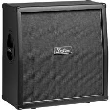 Marshall 412 Cabinet Kustom Kg412 4x12 Guitar Speaker Cabinet Guitar Center