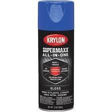 krylon supermaxx all in one spray paint walmart com