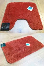designer bathroom rugs modern bathroom mats interior design