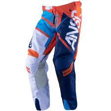 answer motocross gear answer new 2016 mx gear elite dirt bike ktm orange cyan white