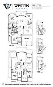 2 d as built floor plans cool westin homes floor plans new home plans design