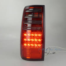 1997 lexus lx450 used parts red u0026amp smoke rear led tail light for 91 97 toyota land cruiser