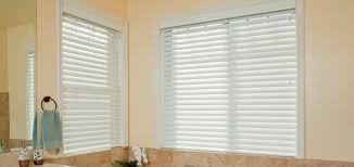 Home Decorators Collection 2 Inch Faux Wood Blinds Two And One Half Inch Privacy Faux Wood 13 2 Jpg