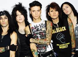 black veil black veil brides reveal cover tracklisting for new album