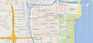 Grant Park Map Chicago by Luxury Apartments For Rent In Downtown Chicago The Loop