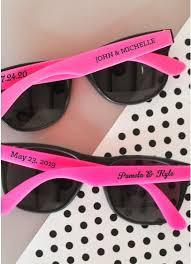 wedding sunglasses personalized wedding sunglasses david s bridal