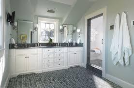 PaintedbathroomvanityBathroomIndustrialwithbasketbold - Floor to ceiling bathroom vanity