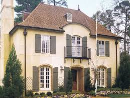 Shutters For Homes Exterior - image result for windows french country one story houses french