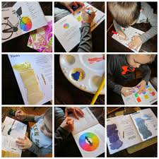 relentlessly fun deceptively educational color theory for kids