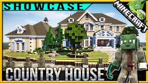 french country mansion minecraft country house showcase w zariushd youtube