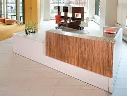 Front Reception Desk Designs Contemporary Reception Desk Design Client Veterinary Hospital