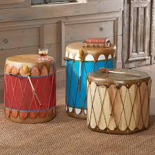 native american home decor catalogs american log drums