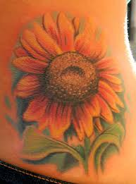 felicia u0027s sunflower by sirius tattoo on deviantart