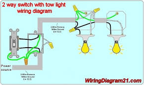 light switch wiring diagram for lights wiring diagram