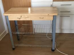 freestanding kitchen centre island trolley in swindon wiltshire
