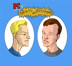 Beavis And Butthead Halloween by Periodic Heroes November 2011