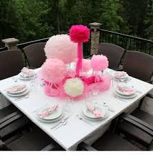 Table Centerpieces The 25 Best Pom Pom Centerpieces Ideas On Pinterest Paper Pom