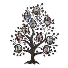 barrel studio myrasol 10 opening decorative family tree wall