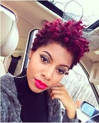 twa hairstyles 2015 beautiful burgundy tapered twa colors pinterest tapered twa