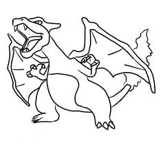 charizard coloring 7352 700 786 free printable coloring
