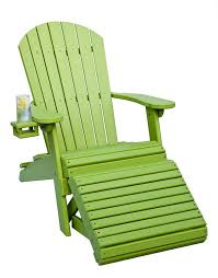 Adirondack Chair With Ottoman Pinecraft Poly Adirondack Chair From Dutchcrafters Amish Furniture