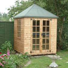 Summer Garden Sheds - garden sheds and summerhouses interior design