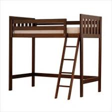 Furniture Your Zone Bunk Bed by College Station Full Size Loft Bed I Small Space Org And Design