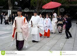shinto wedding tokyo japan editorial photography image 25473992