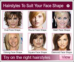 face shapes and hairstyles to match emejing hairstyles to fit face shape ideas styles ideas 2018