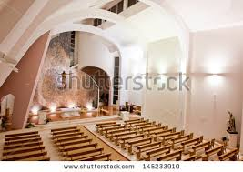 Modern Church Interior Stock Images RoyaltyFree Images  Vectors - Modern church interior design