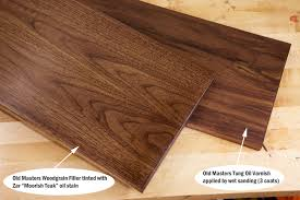 How To Lighten Stained Wood by 3 Tricks For A Beautiful Walnut Wood Finish U2013 Woodworkers Source Blog