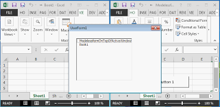 excel 2013 and up keeping userforms on top of sdi windows mdi