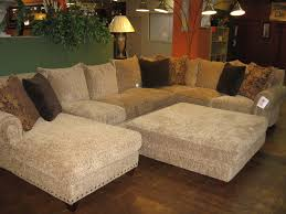 Extra Large Ottoman Slipcover by 30 Inspirations Of Sectional Sofa With Oversized Ottoman