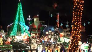 Holiday Decorated Homes by Christmas Decorated Homes Miami Home Decor