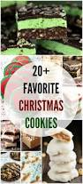 20 of my favorite christmas cookies from traditional to unique