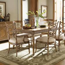 Coastal Dining Room Sets Tommy Bahama Home Beach House Three Drawer Tarpon Springs Hall