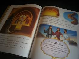 once upon a time storybook bible u0026 holy bible review