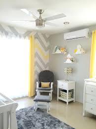 Gray And Yellow Nursery Decor Yellow And Grey Baby Room Ideas Ghanko