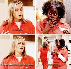 Orange Is The New Black Meme - darlene dues