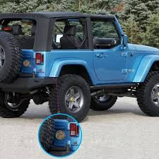 teal jeep wrangler trail rated metal emblem for jeep wrangler u2013 led factory mart