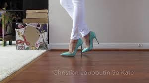 2017 christian louboutin so kate sale outlet youtube