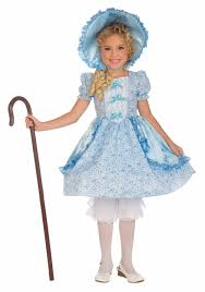 li l bo peep child costume