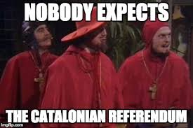 Spanish Inquisition Meme - nobody expects the spanish inquisition monty python meme generator