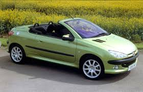peugeot yellow peugeot 206 coupé cabriolet review 2001 2007 parkers