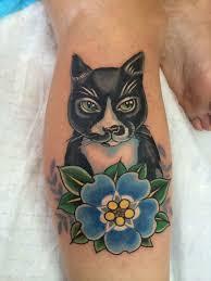 emmagriffiths ivan rip cat cat portrait forget me not forgetmenots