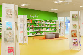 interior design tips for the perfect library entrance zone tommerup public library denmark