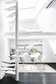 1785 best interiors images on pinterest architecture scandinavian design stunning loft with unique floor plan