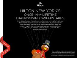 evokad client new york s thanksgiving sweepstakes https