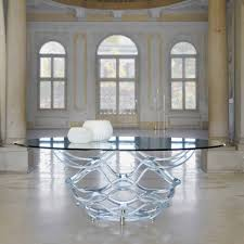 Dining Table Glass Dining Table Base Home Design Ideas - Glass dining room table bases