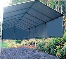 Design Your Own Motorhome Diy Portable Carport Build Your Own Rv Carport And Ave See